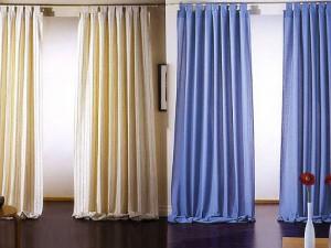 Combinar cortinas y estores