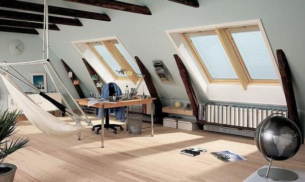 ventanas de buhardilla