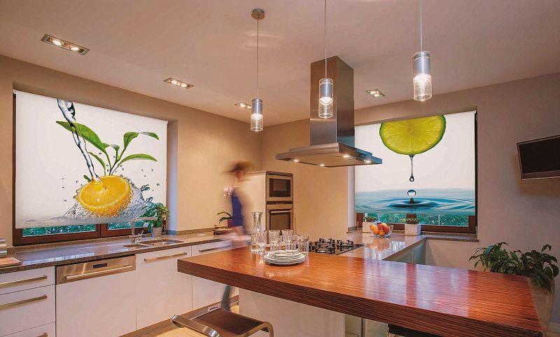 C mo hacer cortinas de cocina venta cortinas for Crear cocina online